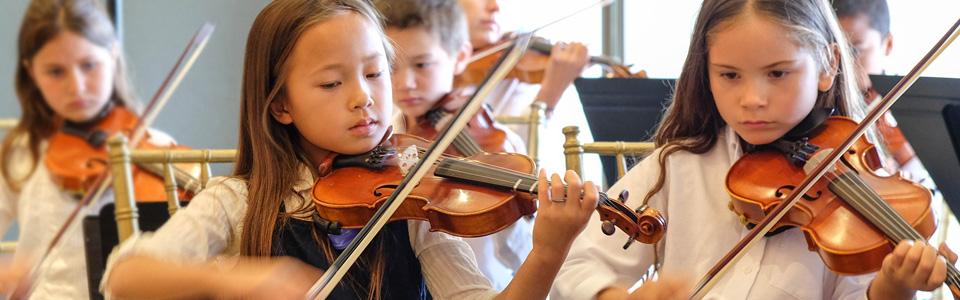 String orchestra - Santa Monica, Ca